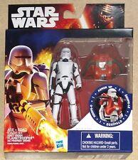 First Order Flametroooper Armor Up Force Awakens Star Wars New Mint In Box MIB!