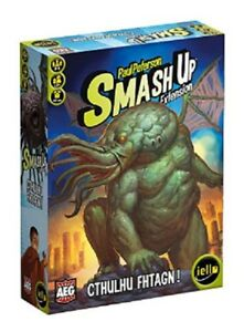 Smash-Up-Cthulhu-Fhtagn-Jeu-de-Societe-Neuf