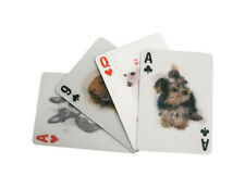 3D Dogs Playing Cards Deck Brand New