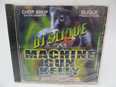 DJ Slique ♫ Machine Gun Kelly ♫ Rare CD ♫ NEW / Sealed   eBay