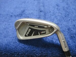 PING-i20-IRONS-3-PW-PING-CFS-EXTRA-STIFF-STEEL-RH-Z-2334-MAKE-OFFER