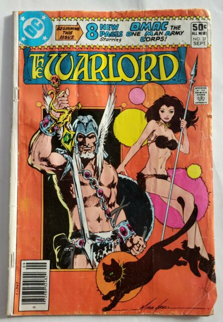 The Warlord 1980