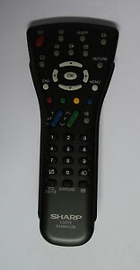 Sharp-GA499WJSB-Fernbedienung-remote-control