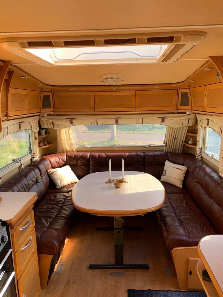 Kabe Kabe Royal 610DXL K/S, 2009, 1460 kg egenvægt