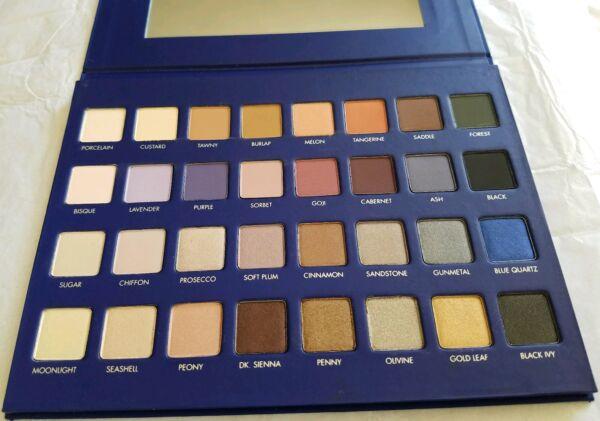 new lorac mega pro 2 eyeshadow palette 100 authentic limited