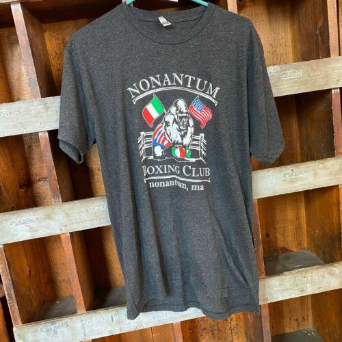 NONANTUM Boxing Club T-Shirt // MTW Clothing