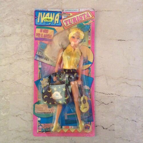 Bambola Ivana Turista Cm.29,Un mondo di Giochi,nuova sigillata!!