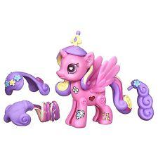 My Little Pony FIM Unreleased Super Rare Princess Cadence Pop Hair Style Kit!