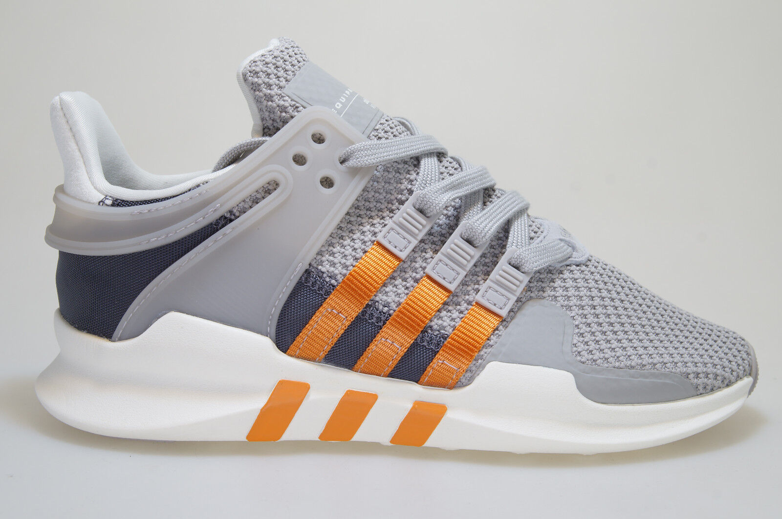 09537c704644be Adidas Equipment Support Shoes Adv w BB2325 EQT Trainers Shoes Support  Grey Orange 942387