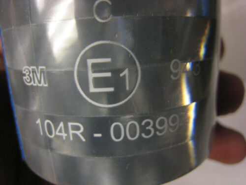 """3M EC1 943 104R-003994  SILVER Reflective   Conspicuity Tape 2/"""" x 25 ft"""