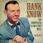 The Complete US Country Hits 0824046311322 by Hank Snow CD