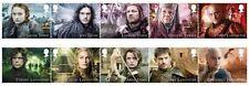 Game Of Thrones: 10 tolle Briefmarken aus Großbritannien