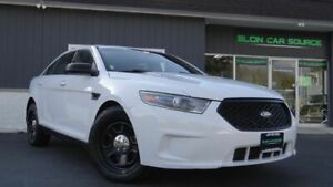2017 Ford Police Interceptor Sedan