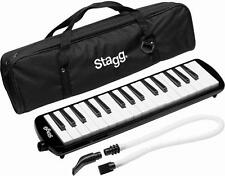 Stagg - MELOSTA32/BK - Melodica Reed Keyboard