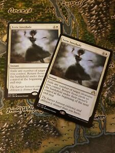 MTG-Shadows-Over-Innistrad-Eerie-Interlude-x2-white-rare