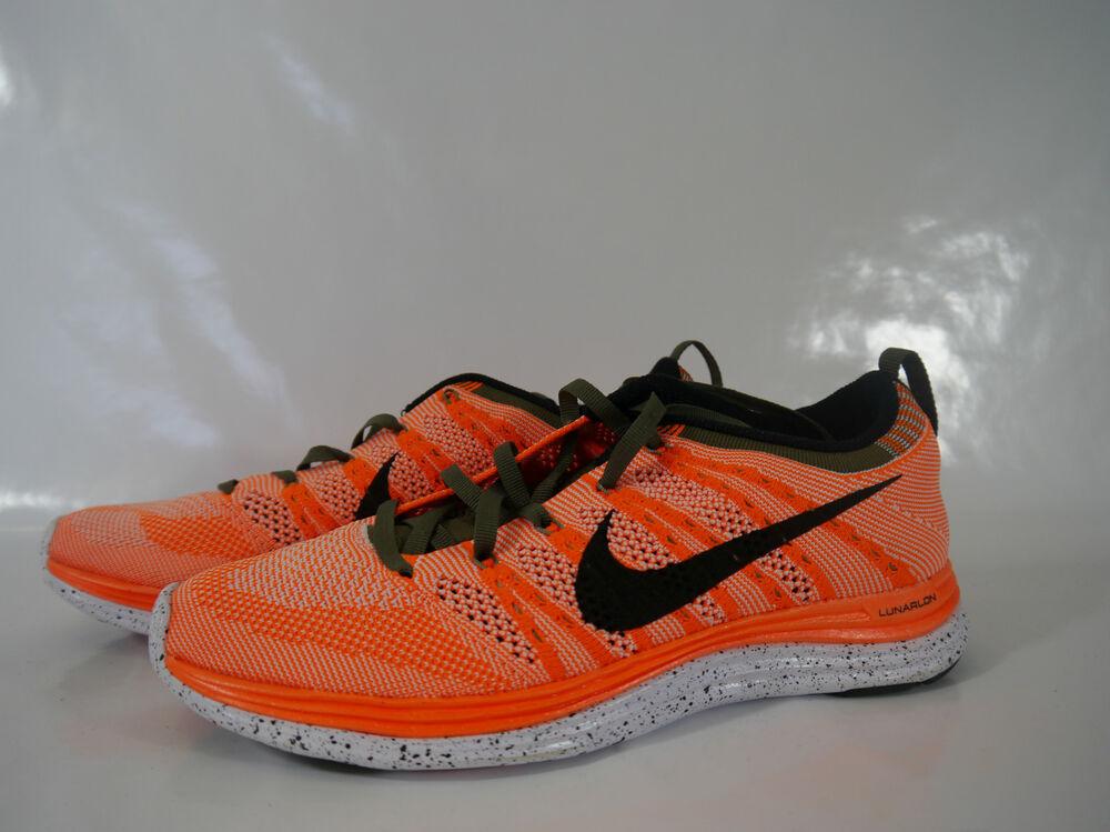 Nike free 3.0 v5 Orange Femmes Hommes Baskets UK 6 US 7 EUR 40-