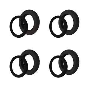 tuyau AV 12.1//2 x 2.1//4 Poussette Pneu Fahrad 4x Set pneus