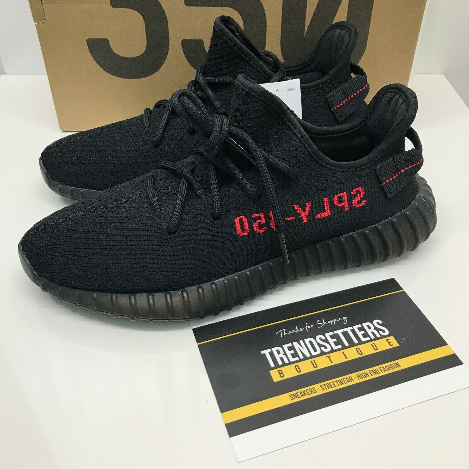 5ccb117453 ADIDAS YEEZY V2 BOOST BLACK BRED RED UK US 9 9.5 42.5 CP9652 MENS OG 350  8.5 nqfryy5274-Men's Athletic Shoes