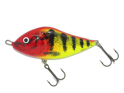 Jerkbait Salmo Slider 10cm Floating, all colors+NEW 2016 *PSA-SD10F* - pike lure