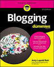 Blogging For Dummies by Amy Lupold Bair, Susannah Gardner (Paperback, 2016)
