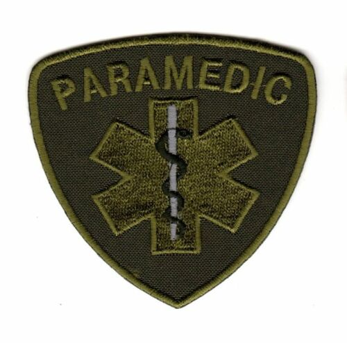 Army Tactical Morale Patch Medic Paramedic EMT EMS