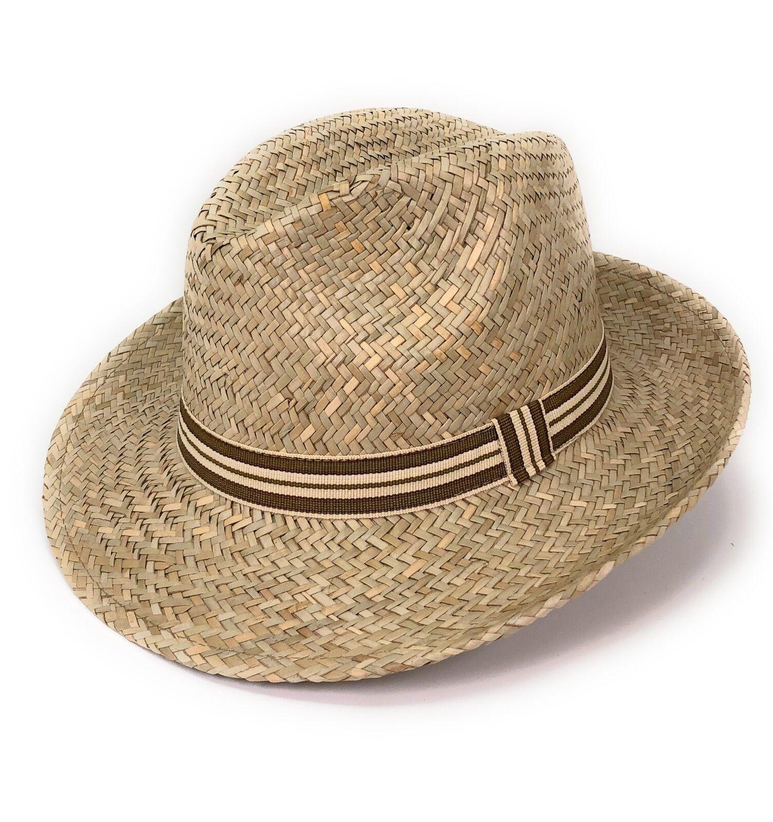 Straw Hat Mens Ladies Summer Hat Hat Hats Sun Hat Summer erntehut