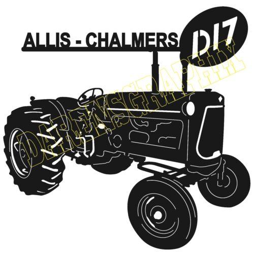 Allis Chalmers D 17