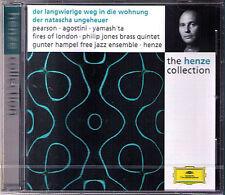 Hans Werner HENZE Langwierige Weg in die Wohnung der Ungeheuer PHILIP JONES CD
