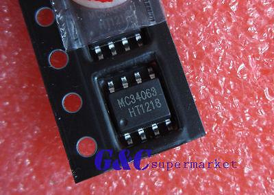 50PCS MC34063 SOP8 ON REG BUCK BOOST INV 8-DIP ON NEW GOOD QUALITY R1