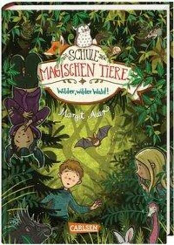 Die Schule der magischen Tiere 11: Wilder, wilder Wald! Margit Auer Buch Deutsch