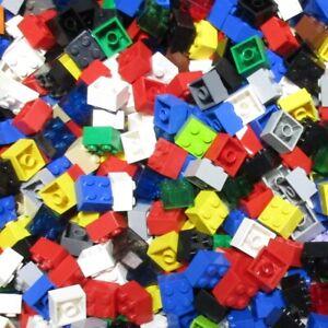 Used-LEGO-500g-Packs-Bricks-3003-Stein-2-x-2