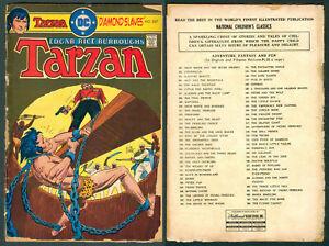 1975 Philippines NATIONAL DC Tarzan Vol. 29 No. 247 COMICS