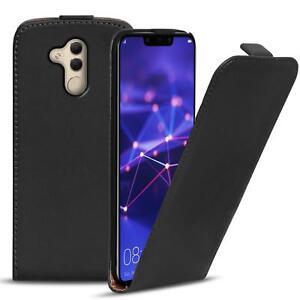 Flip-Case-Huawei-Mate-20-Lite-Huelle-Pu-Leder-Klapphuelle-Handy-Tasche-Cover
