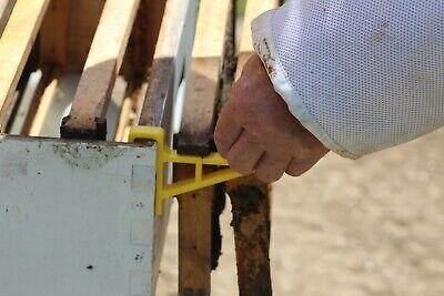 Pair Bee Hive Frame Hangers