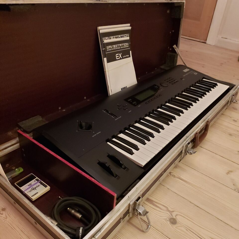 Unik Wavesequencing Synth!