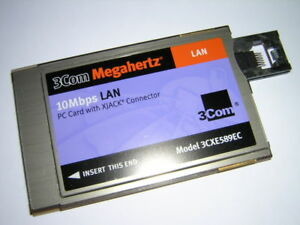 MEGAHERTZ PCMCIA ETHERNET DRIVERS FOR MAC