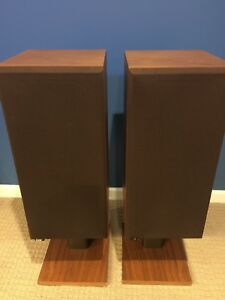 Details about Bowers & Wilkins DM 1400 speakers B&W Great Condition Rare  Awesome Sound B&W