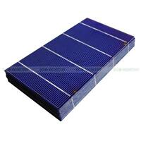 40Pcs 3x6 Poly Solar Cells High Power Toy Battery Charger 80W DIY Solar Panel