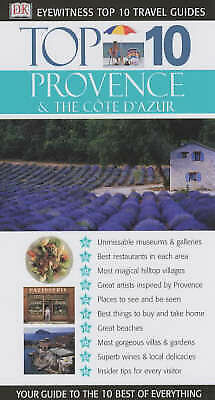 1 of 1 - Provence and the Cote D'Azur (DK Eyewitness Top 10 Travel Guide), Peregrine, Ant