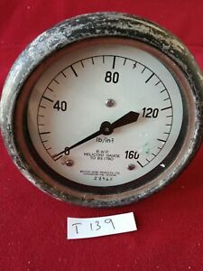 Helicoid-Guage-B-W-P-To-160-Lb-in-Sq