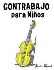 Contrabajo para Niños : Música Clásica, Villancicos de Navidad, Canciones...