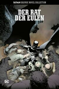Batman-Graphic-Novel-Collection-6-Panini-Comic-GERMAN-NEW