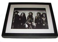 Bon Jovi The Band. High Quality Framed Print And Clock