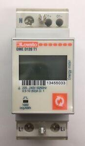 Contatore-Misuratore-di-energia-Elettrica-Lovato-DME-D120-T1-ENERGY-METER-220V