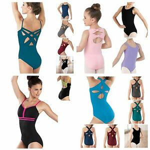 684d2a9a846e NEW Balera Capezio Little Stars Fancy Back Strappy Dance Leotard ...