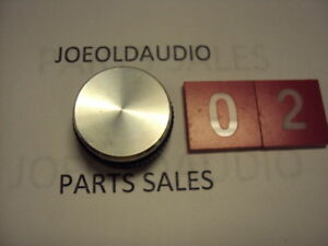 Sherwood-S-8600-Original-Tuner-Knob-Has-Very-Minor-Scratches-Parting-Out-S-8600
