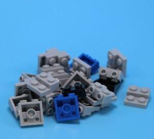 LEGO Lot of 100 Multi color Connector Peg w Knob Technic Castle  Creator