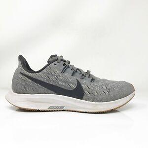 Nike-Womens-Air-Zoom-Pegasus-36-AQ2210-001-Grey-Black-Running-Shoes-Size-8-5