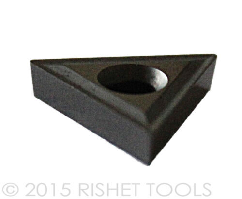 RISHET TOOLS TCMT 432 C5 Uncoated Carbide Inserts 10 PCS