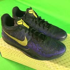 b02e2d34627 item 8 Nike Kobe Bryant Mamba Rage Men Sz 8.5 Basketball Shoes Lakers  Yellow Purple NEW -Nike Kobe Bryant Mamba Rage Men Sz 8.5 Basketball Shoes  Lakers ...